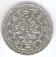 NEPAL RUPEE ( 1988 - 1992) - Nepal