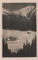 AK Riesengebirge Blaugrundbauden Blaugrund Baude Stempel Wiesenbaude Winter Schneekoppe Bei Petzer Pec Spindlermühle - Sudeten
