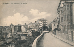 ITALIE - SAVONA - Via Genova E S. Lucia - Savona