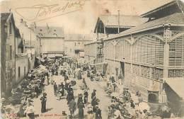 Réf : M-14 - 1947 :  Dijon Marché - Dijon