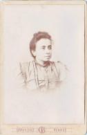 Photographie Ancienne - Rennes 35 France -Photographe Graveleau Bou Liberté 21- Femme -10x15cm - Personnes Anonymes