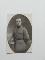 PHOTO OFFICIER DU 18ème REGIMENT - War, Military