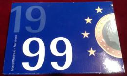 NETHERLANDS - MINT SET 1999 (PRE - EURO) - SET Of 6 COINS - [ 9] Mint Sets & Proof Sets