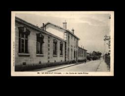 33 - LE BOUSCAT - Ecoles - France