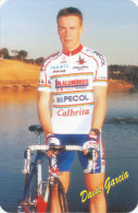 Davis Garcia - Cyclisme