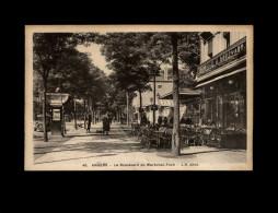 49 - ANGERS - Boulevard Foch - Café - Angers