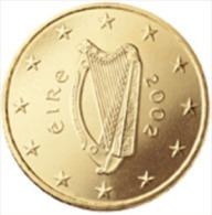 Ierland 2002    10 Cent  UNC Uit De Zakjes  UNC Du Sackets  !! - Irlande