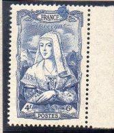 FRANCE : TP N° 597 ** - Varieteiten: 1941-44 Postfris