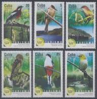 2011.13 CUBA MNH 2011. AVES, BIRDS. - Ongebruikt