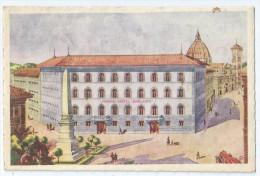 Cpa Bon Etat ,  Italie ,  Toscane   Florence , Grand Hotel Baglioni , Timbre Courrier Voir Au Verso - Firenze (Florence)