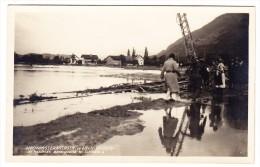 FL - Hochwasserkatastroph In Liechtenstein - Zerstörtes Bahngleise Bei Schaan - Liechtenstein