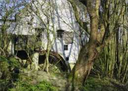 MATER Bij Oudenaarde (O.Vl.) - Molen/moulin - Het Zwadderkot, Gewezen Koren- En Olie Watermolen, Thans Restaurant - Oudenaarde
