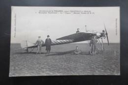 Monoplan Ruchonnet - 1914-1918: 1ère Guerre