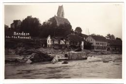 FL - Überschwemmung - Bendern - Liechtenstein