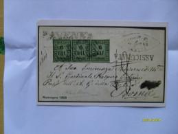 Rivista Filatelica Il COLLEZIONISTA Italia Filatelica  Serie Romagne 1859 Cartolina Pubblicitaria - Advertising
