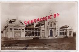 PORTUGAL - LISBONNE - LISBOA - PALACIO DO PARQUE EDUARDO VII - Lisboa