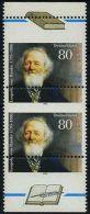 BUND 1995 Nr 1826 Paar Mit Markanter Verzaehnung(63471) - [7] West-Duitsland