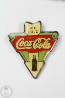 Ice Cold Coca Cola Advertising - Pin Badge #PLS - Coca-Cola