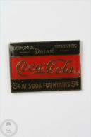 Soda Fountains - Coca Cola - Pin Badge #PLS - Coca-Cola