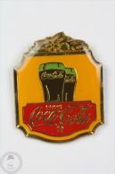 Vintage Coca Cola Glasses - Pin Badge #PLS - Coca-Cola