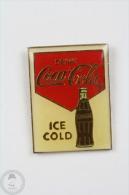 Drink Coca Cola Ice Cold - Pin Badge #PLS - Coca-Cola