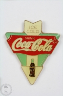 Ice Cold Coca Cola - Advertising Pin Badge #PLS - Coca-Cola