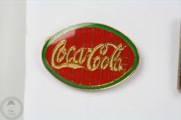 Coca Cola - Advertising Pin Badge #PLS - Coca-Cola