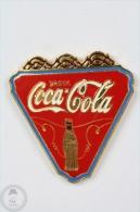 Vintage Drink Coca Cola - Advertising Pin Badge #PLS - Coca-Cola