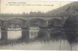 Cpa - Remiremont - Pont Le Prieur, Sur La Moselle   (en L´état ) - Remiremont