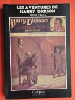 Harry Dickson Tome 3 , Corps 9 , Jean Ray , Bon état   , Jean Ray , Bon état - Fantastique