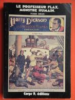 Harry Dickson Tome 2 , Corps 9 , Jean Ray , Bon étatHarry Dickson Corps 9 Tome 4 , Jean Ray , Bon état - Fantastique
