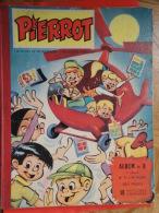 Pierrot Album N° 8  1955 Bon état, Complet - Pierrot