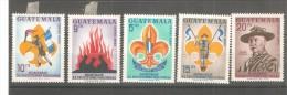 Serie  Nº A-339/43 Guatemala - Guatemala