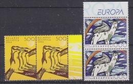 Europa Cept 2006 Belarus 2v (pair)  ** Mnh (14547) - Europa-CEPT