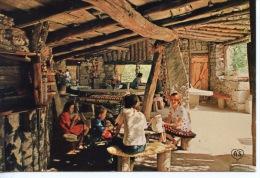 En Parcourant Le Sidobre : Le Vieux Chantier (atelier De Granitier) N°100 Papa-poux (métiers) - Castres