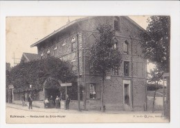 Cpa ROBINSON Restaurant Du Gros Noyer Population A La Pose - Javelle - Le Plessis Robinson