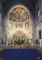Cp , 88 , DOMRÉMY-LA-PUCELLE , Choeur De La Basilique - Domremy La Pucelle