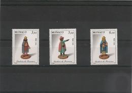 MONACO  Année 1995   N° Y/T : 2011/13** - Monaco