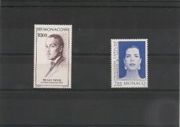 MONACO  Année 1995 N° Y/T : 1983/84** - Monaco
