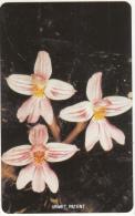 SIERRA LEONE - Orchid 2(25 Units), Mint