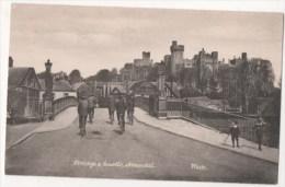 ROYAUME UNI - ARUNDEL - Bridge & Castle - Arundel