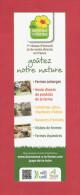 * Marque Pages : Bienvenue à La Ferme ( Pays De Loire )  - Voir  2 Scans - - Lesezeichen