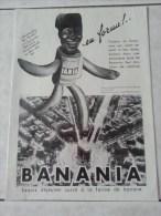 Publicité Banania En Forme !.. - Advertising