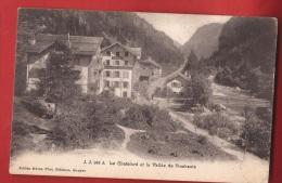 CTET-05 Le Châtelard Et Vallée De Finshauts, Finhaut. Jullien 985 - VS Valais