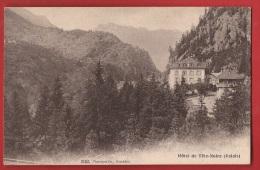 CTET-06 Tête Noire L'Hòtel Mention 16 Aout 1903. - VS Valais
