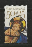 GERMANY 1978 Cancelled Stamp(s) Christmas 989 - [7] Federal Republic