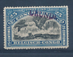 """GEA RUANDA URUNDI 1916 ISSUE """"HAVRE"""" COB 19B LH - 1916-22: Nuovi"""
