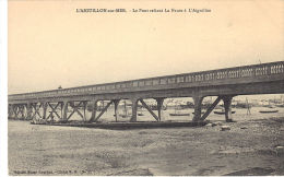L'Aiguillon Sur Mer - Le Pont Reliant La Faute à L'Aiguillon - France