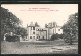 CPA Laigle, Le Château De Corboyer, Côté Nord-ouest - Unclassified