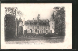 CPA Belleme, Le Château De Coesme - Frankreich